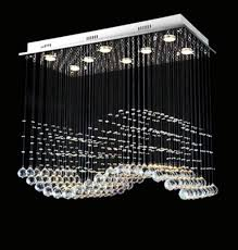 the best of rectangular crystal chandelier at modern contemporary linear mc11830
