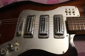 late 1960s kawai teisco ese electric guitar drowning in the wiring