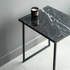 marble table base clover shaped dining