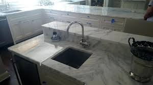 carrera marble countertops white marble to your kitchen pertaining to marble ideas carrera marble countertops