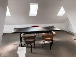 Sonderanfertigung Lc 6 Tisch Massivholz Nussbaumlc 7 Drehstuhl Le