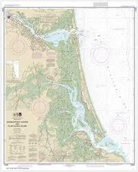 Noaa Chart Newburyport Harbor And Plum Island Sound 13282