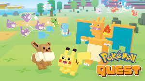 Pokemon Quest Mobile: A complete guide - Pokémon GO Hub