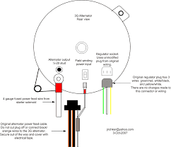 4 wire starter solenoid wiring diagram 4 image 3g alternator green wire trouble mustang forums at stangnet on 4 wire starter solenoid wiring diagram