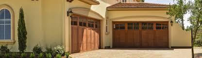 wood garage doorsWood Garage Doors 7400 series