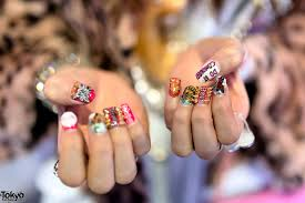 Japanese Nail Art With Spikes – Tokyo Fashion News