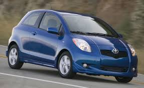 2009 Toyota Yaris | Review | Car and Driver
