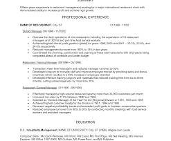 Restaurant General Manager Resume Nice Kitchen Manager Resume Pictures Inspiration Resume Ideas 86