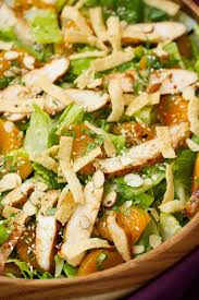 panera asian chicken salad. Contemporary Asian Asian Sesame Chicken Salad  Made With An AMAZING Sesame Vinaigrette And  Simple Ingredients That You With Panera