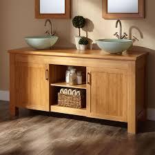 Bamboo Bathroom Cabinets Bamboo Bathroom Vanity Cabinet Globorank