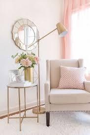 Decorate And Design 100 Elegant Feminine Living Room Design Ideas Blush Pink Living 99