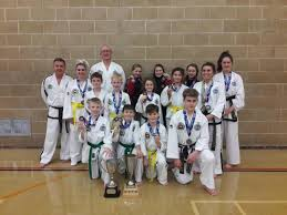 Duo Times Martial Didcot Double The To Lead Arts Tkd England Oxford wwHtv