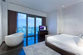 One Bedroom Suite Palms Place Palms Place Penthouse 57 Floor Pool Apartments For Rent In Las