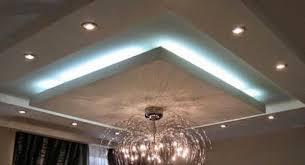 led false ceiling lights for living