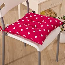 rush chair seat cushions. 2017 new fashion pads indoor patio home office polka dot chair seat cushion rush cushions