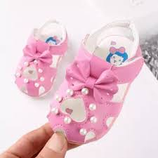 Rayeshop Newborn Baby Girls Boys Cartoon Shoes Sandals First Walkers Soft Sole Shoes Reference Size Chart