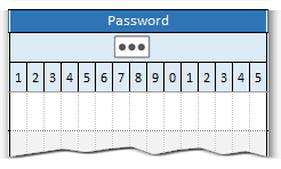 Free Printable Password Log Excel Template