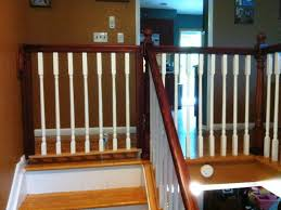 Gate For Stairs Best Baby Gate For Stairs Stair Constructions Keep Your Babies