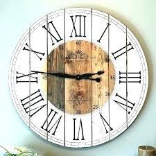 modern kitchen wall clocks large contemporary big uk