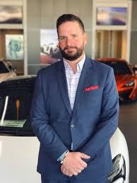 David Bohn Meet The New Mclaren Houston General Manager David Bohn Mclaren