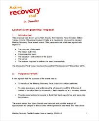Event Planning Proposal 58 Event Proposal Samples Word Pdf