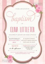 Printable Baptism Invitations Printable Baptism Invitation Baptism Invitation Girl Baptism Invitations For Girls Girl Baptism Invitation Spring Baptism Invitation