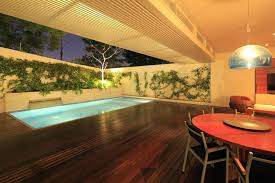 indoor pool house with slide. Decoration: Home Indoor Pool Full Size Of Awful Photo Ideas Modern Residential House Idea With Slide