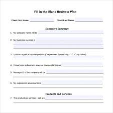 business plan word templates blank business plan template word template business