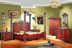 Antique Black Bedroom Furniture Cool Design
