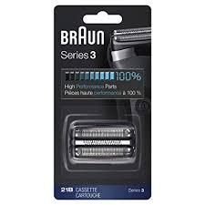 Braun 21B Shaver Replacement Part, Black ... - Amazon.com
