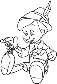 Pinocchio Coloring Pages Coloring Pages Coloring Pictures Of Photo