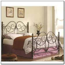 Headboard And Footboard King Bedroom Furniture King Bed With High ...