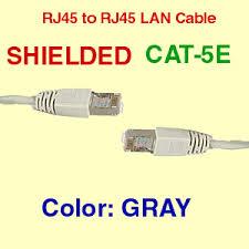 3 0ft 0 90mtr rj45 shielded stp cat 5e 4 pair lan patch cable 3 0ft 0 90mtr rj45 shielded stp cat 5e 4 pair
