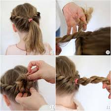 Bridal Hair Style Step By Step Hairstyle Pop
