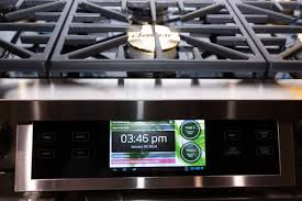 dacor smart oven range