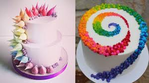 Top 20 Easy Birthday Cake Decorating Ideas Oddly Satisfying Cake