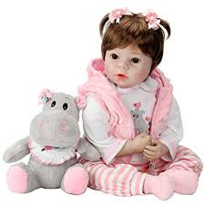 Aori Lifelike Realistic Reborn Baby Doll 22 Inch Real ... - Amazon.com