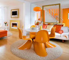 orange and yellow living room decor. orange and yellow living room decor