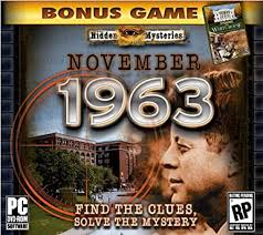 Discover the amazon`s untamed jungle and ancient civilizations while searching for hidden objects in this adventure sequel. Amazon Com Hidden Mysteries November 1963 Pc Video Games