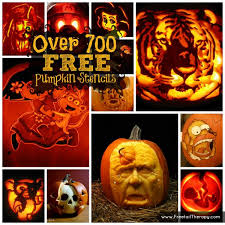 Advanced Pumpkin Carving Patterns