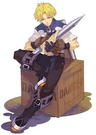 Chuck Preston from Wild Arms 5 | Character art, Game character design,  Character design