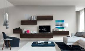 view in gallery floating wall units bring visual lightness to the small living room