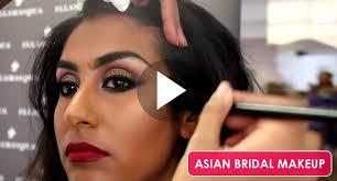 asian bridal makeup tutorial by illamasqua artist leena hi s if you are boring to see