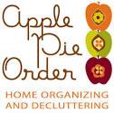 apple-pie order