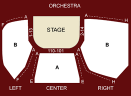 Snapple Theater Seating Chart Snapple Theater Seating Chart Theatre In New York