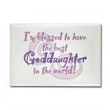 Beautiful Goddaughter Quotes