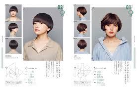 かわいいマッシュのヘアカタログ 髪型きのこずかん ヘアモード編集部