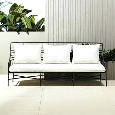 modern outdoor sectional. Modern Outdoor Sofa Black Metal For Prepare 6 Benches . Sectional