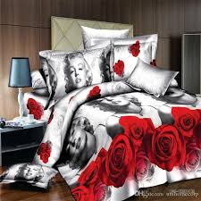 marilyn monroe bedding beautiful scenery comforter set comforter covers california king bedding sets from unihomecorp 30 65 dhgate com