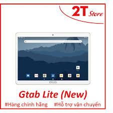 Tốp #1 Bán Chạy】 Máy tính bảng Gtab Lite (New) 2020 Android 9, Lắp sim nghe  gọi 4G tặng kèm nhiều quà